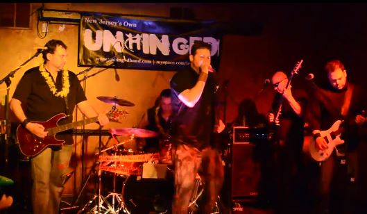 Unhinged - The Beautiful People 04/05/2014