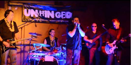 Unhinged - Rebel Yell (04.05.2014)