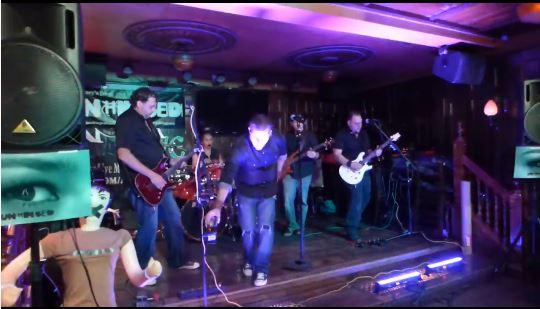 Unhinged - Live @ The Tropicana - Atlantic City, NJ 06.06.2014