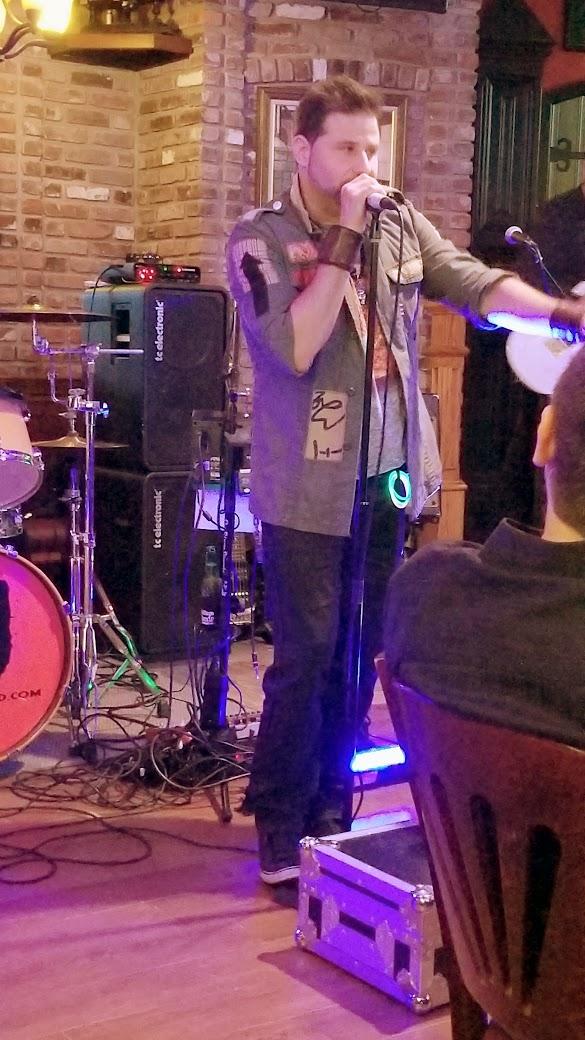 Live at The Grasshopper Too Wayne, NJ 05.06.2017